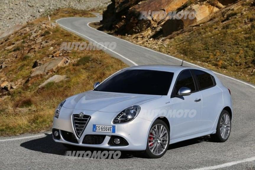 Alfa Romeo Giulietta 2014: tutti i dettagli e le immagini del restyling - News - Automoto.it