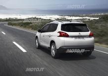 Peugeot 2008 si aggiudica le cinque stelle Euro NCAP