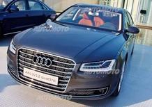 Audi A8: dietro le quinte dell'ammiraglia di Ingolstadt con i suoi progettisti