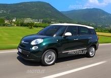 Fiat 500 e 500L: nuovi motori per la gamma