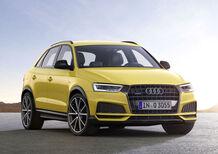 Audi: novità in arrivo per gamme Q3 e A6