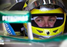 Formula 1 GP Brasile 2013: Rosberg è il più veloce nella seconda sessione di libere