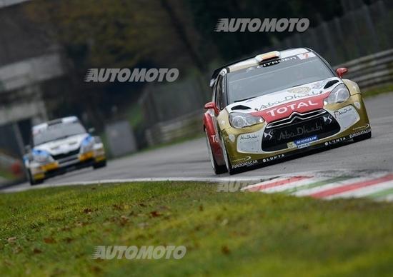 Monza Rally Show 2013: Dani Sordo trionfa. Valentino Rossi secondo