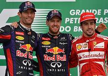 Formula 1 Brasile 2013: le pagelle del GP di Interlagos