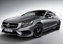 Mercedes Classe S Coupé Night Edition: in versione dark da aprile