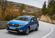 Dacia Sandero restyling 2017 [Video primo test]