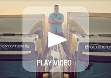 Volvo: la mitica spaccata di Van Damme tra due camion