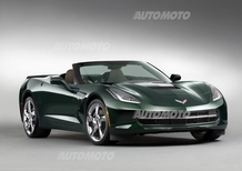 Corvette Stingray Premiere Edition Convertible