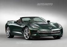 Corvette Stingray Premiere Edition Convertible