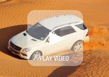 Mercedes-Benz Desert Drive: con le Stelle nel deserto tunisino
