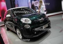 Fiat: a dicembre fino a 5.000 euro di incentivi sull'intera gamma