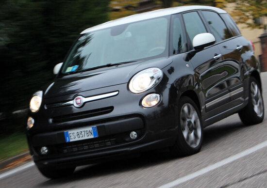 Fiat 500l Living 1 6 Multijet 105 Cv Prove