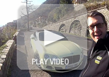 Bentley Continental GT Speed Convertible: la nostra video-prova