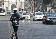 Roma: targhe alterne il 17 e 18 dicembre