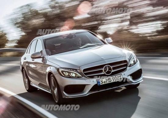 Nuova Mercedes-Benz Classe C: listino prezzi