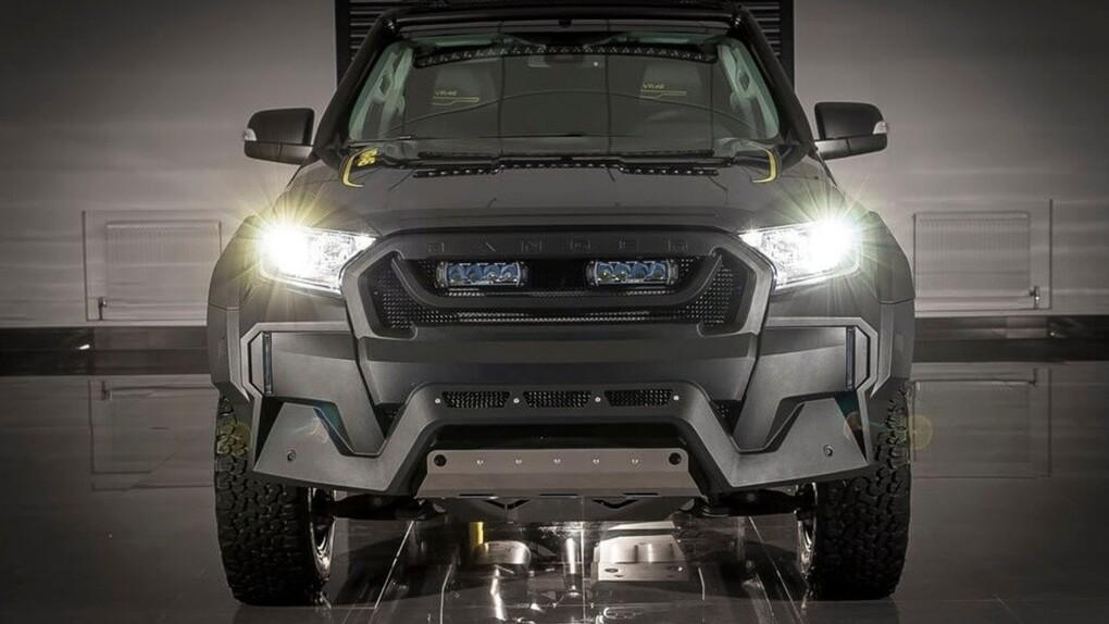 Ford omaggia Valentino Rossi: ecco Transit e Ranger VR|46 Edition (5)