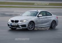 BMW ActiveAssist. L'auto sterza (e controsterza) da sola