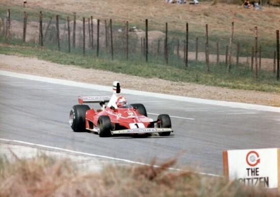 Il formidabile Ferrari a 12 cilindri contrapposti