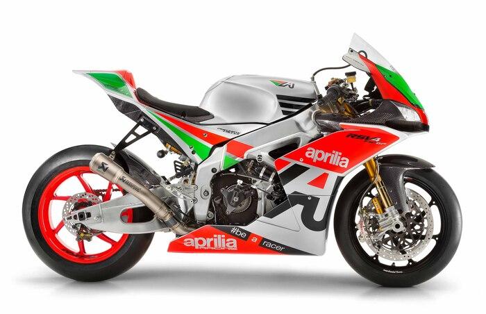 L'Aprilia RSV4 FW-GP