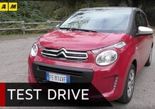 Citroen C1 Garmin Vivofit   Test drive #AMboxing