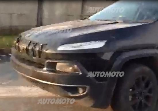 Nuova Jeep Cherokee: ultime fasi di collaudo in Italia prima del lancio europeo