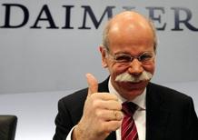 Zetsche: «Daimler: un 2013 record grazie ad una crescita in tutti i settori»