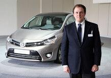 Capano, Toyota «Il diesel 1.6 D-4D pone Verso nel cuore del mercato»