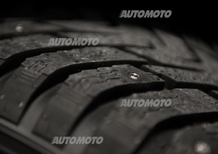 Nokian: presentato il primo pneumatico con chiodi retrattili