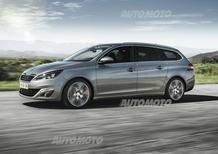 Nuova Peugeot 308 SW: tutti i dettagli e i prezzi per l'Italia