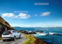Volvo: V40, V40 Cross Country, V60 e XC60 V70 e XC70 Ocean Race
