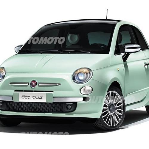 Fiat 500 M.Y. 2014