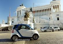 Roma: dal 15 marzo car2go sarà anche nella Capitale