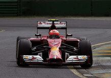 Formula 1 Australia 2014: gli highlights delle qualifiche di Melbourne