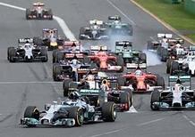 Formula 1 Australia 2014: gli highlights del GP di Melbourne