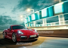 Porsche: ecco le nuove Boxster e Cayman GTS