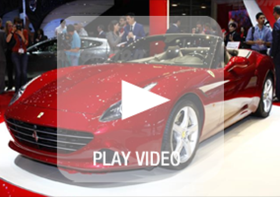 Ferrari California T: la video-intervista al Direttore del Design Flavio Manzoni