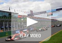 Formula 1: il rumore delle monoposto 2013 e 2014 a confronto in Australia