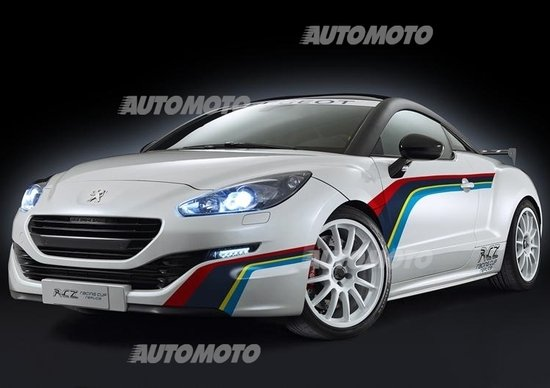 My Special car Show 2014: tra le protagoniste anche la Peugeot RCZ