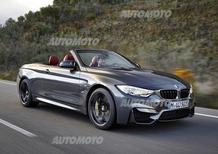 BMW M4 Cabrio: prestazioni da capogiro en plein air