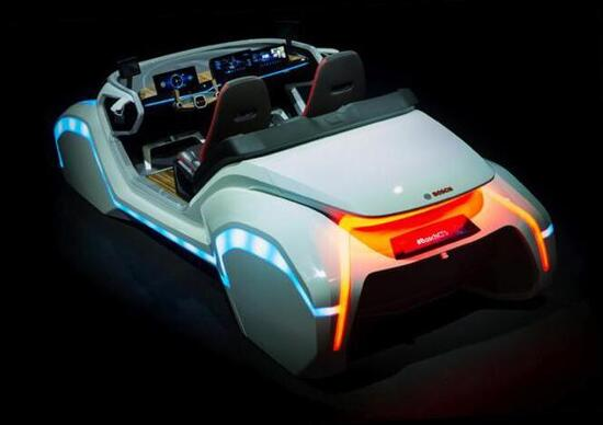 CES 2017: Bosch porta l'auto come assistente personale