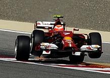 F1 Bahrain 2014: Hamilton domina le libere del venerdì. Kimi vola, ma è 14°