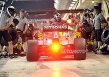 Quanto consumano veramente le nuove F1 Turbo ibride? Ferrari, i conti non tornano
