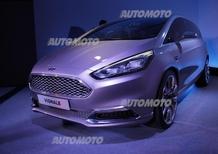 Ford al Salone del Mobile 2014 con la S-MAX Vignale concept