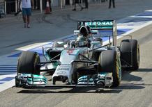 Formula 1: Rosberg è il più veloce nel 1° giorno di test in Bahrain