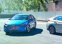 Hyundai, test al CES 2017 per la Ioniq autonoma