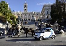 Roma: i risultati di car2go ad un mese dal via