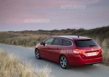 Franzetti: «In Italia Peugeot cresce tre volte di più del mercato. E con 308 SW puntiamo in alto»