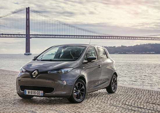 Renault Zoe: trecento veri km di autonomia