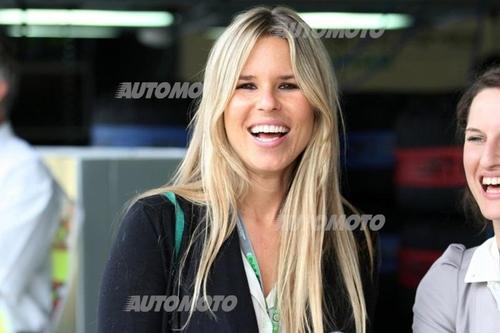 Vivian Sibold - Fidanzata di Rosberg