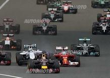 Formula 1 Cina 2014: le foto più belle del GP di Shanghai